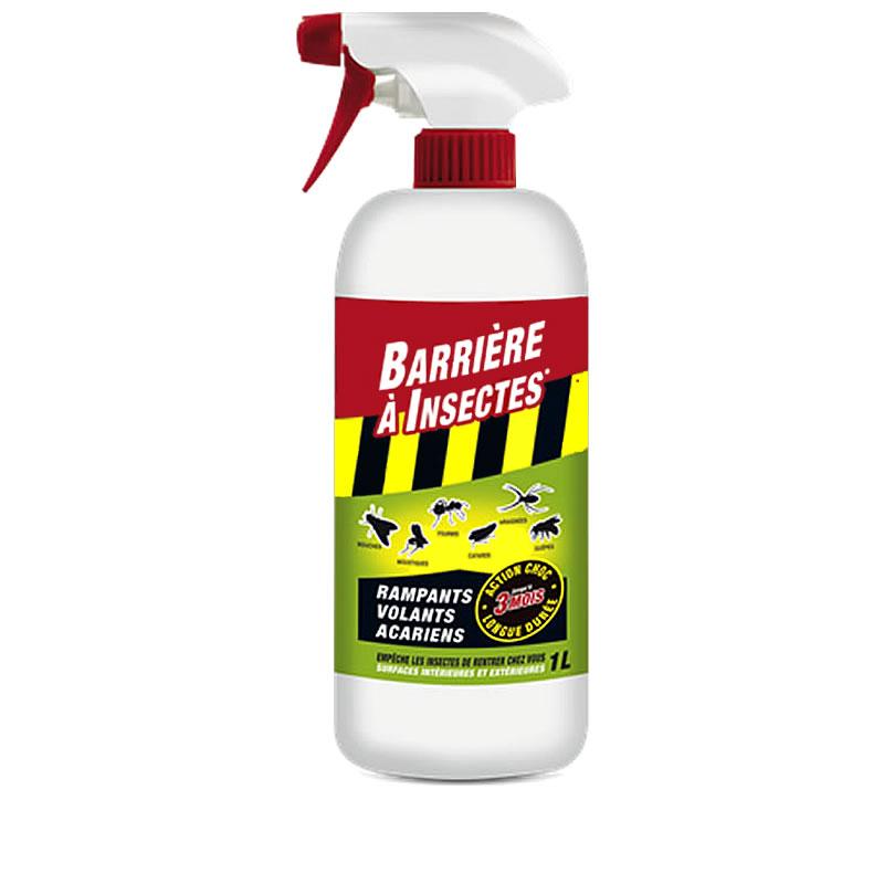 La VRAI Barrière à insectes, pulvérisateur de 1 litre